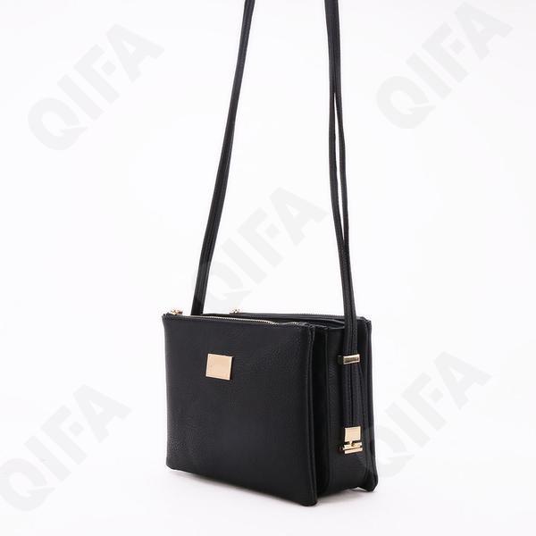 4385f89534d8 Женская сумка TOFFY RC726_QX1817-BLACK купить оптом от производителя