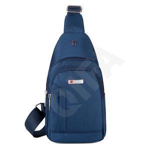 Мужской рюкзак на одно плечо