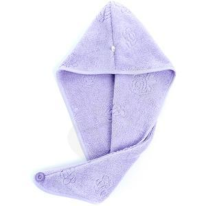 Шапка полотенце