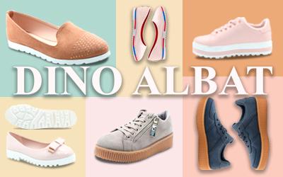 Новая оптовая коллекция обуви бренда Dino Albat