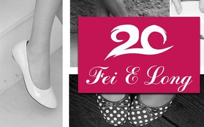 Летняя коллекция женской обуви Fei&Long