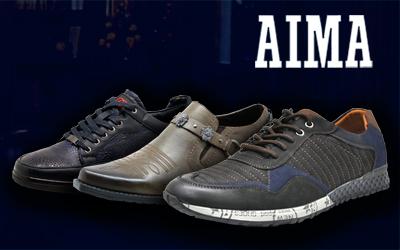Не пропустите снижение оптовых цен мужскую обувь Aima!