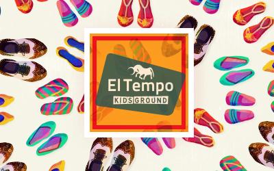 Скидки до 62% на детскую кожаную обувь El Tempo