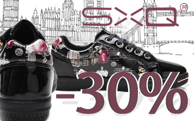 Распродажа модных женских ботинок SXQ!