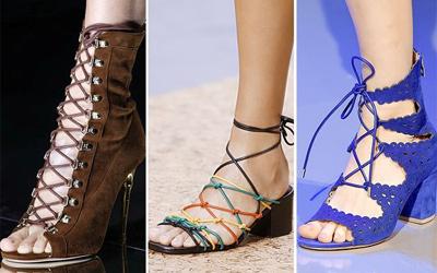 7 признаков модной обуви в 2017 году. Продолжение