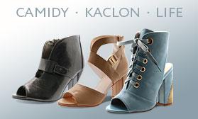 Новинки: босоножки, туфли и кроссовки CAMIDY, KACLON, LIFE