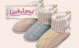 Lucky Land: домашние тапочки для максимального уюта