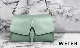 Новинки WEIER: женские сумки весенней коллекции!