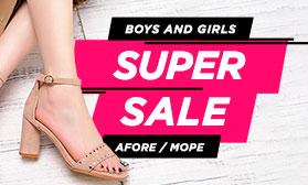 Скидка 15%: только 3 дня на обувь BOYS AND GIRLS, AFORE, МОРЕ!