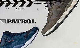 Быть ярче: с новой коллекцией обуви PATROL
