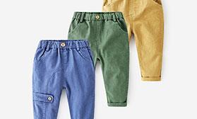 Детские брюки для садика, школы и прогулок!