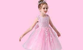 Праздничные платья: для маленьких принцесс