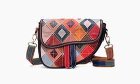 Пэчворк в тренде: сумки  DADA