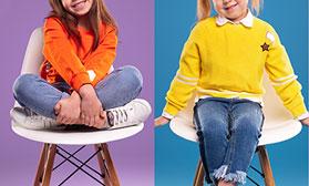 Более 600 новинок детской одежды и обуви!